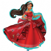 Elena of Avalor Large Foil Balloon 1pc